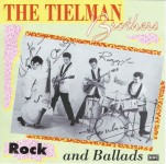 CD - Tielman Brothers - Rock And Ballads