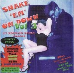 CD - VA - Shake 'Em On Down Vol. 3