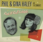CD - Phil and Gina Haley and The Comments - Rock'n'Roll Lifestyle
