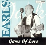 CD - Jack Earls & The Sleazy Rustic Boys - Game Of Love
