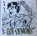 Single - Roy Dee & The Spitfires - I Got Demons