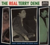 CD - Terry Dene - The Real Terry Dene With The Greggs Five & The