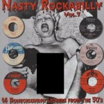 LP - VA - Nasty Rockabilly Vol. 7