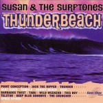 CD - Susan & The Surftones - Thunder Beach