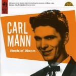 CD - Carl Mann - Rockin' Man