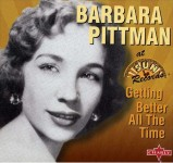 CD - Barbara Pittman - Getting Better All The time