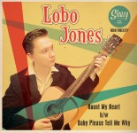 Single - Lobo Jones - Haunt My Heart
