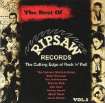 CD - VA - Best Of Ripsaw Records Vol. 1