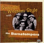 LP - Barnstompers - Swinging Western Style With