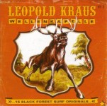 LP - Leopold Kraus Wellenkapelle - 15 Black Forest Surf Originals