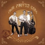 CD - Four Points Gang - Rhythm & Booze