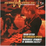 CD - 68 Comeback Special Brian Setzer - Rockabilly Dynamite in Hamburg