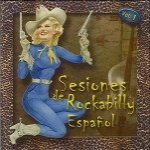 CD - VA - Sesiones De Rockabilly Espanyol Vol. 1