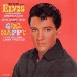 LP - Elvis Presley - Girl Happy