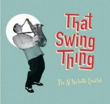 CD - Al Nicholls Quartet - That Swing Thing