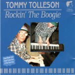 CD - Tommy Tolleson - Rockin' The Boogie