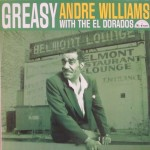 LP - Andre Williams - Greasy