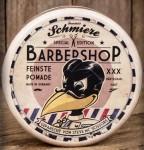 Pomade - Schmiere - Barbershop Steve McScissors (Hart) (140ml)