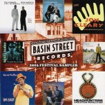 CD - VA - Basin Street Records - 2003 Festival Sampler