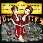 LP - Doc Horn & The Hornbabes - Horny Tunes Vol. III