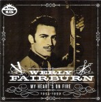 CD - Werly Fairburn - My Heart's On Fire
