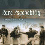 CD - VA - Rare Psychobilly From The Vaults Vol. 1