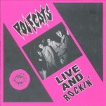 CD - Polecats - Live And Rockin?