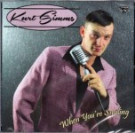 CD - Kurt Simms - When You're Smiling