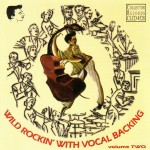 CD - VA - Wild Rockin' With Vocal Backing Vol. 2