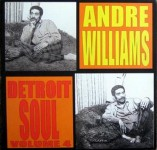LP - Andre Williams - Detroit Soul Vol. 4