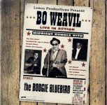 LP - Bo Weavil Blues Band - Midnight Rumble