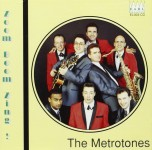 CD - Metrotones - Zoom Boom Zing