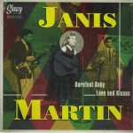 Single - Janis Martin - Barefoot Baby / Love And Kisses