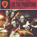 CD - Tiki Phantoms - Mueven El Esqueleto