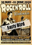 Early Bird Walldorf R'n'R Weekender Ticket 2020