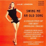 CD - Julie London - Swing Me An Old Song