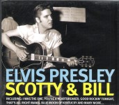 CD - Elvis Presley - Scotty & Bill