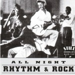 CD - VA - All Night Rhythm & Rock