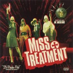CD - Miss Treatment - self titled