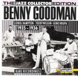 CD - Benny Goodman - The Jazz Collector Edition