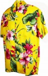 Hawaii - Shirt - Caulker Yellow