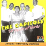 CD - Capitols - 50 Years of Music