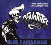CD - Cenobites & Labelsampler - Blue Fandango