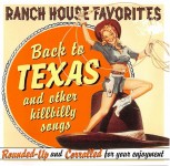 CD - Ranch House Favorites - Back to Texas