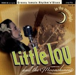 10inch - Little Lou & the Moonshiners - In The Moonlight