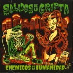 CD - Salidos De La Cripta - Enemigos De La Humanidad