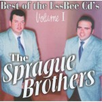 CD - Sprague Brothers - Best of the Essbee CD's Vol. 1