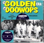 CD - VA - Golden Era Of Doo Wops - Lummtone Records