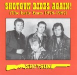 CD - Shotgun - Shotgun Rides Again