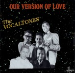 LP - Vocaltones - Our Version of Love